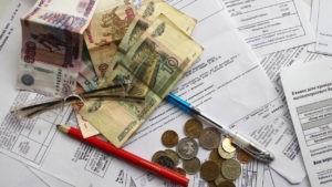 Пример расчета пени по долгам ЖКХ