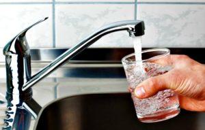 показатели питьевой воды