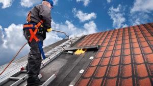 ремонт крыши МКД текущий и капитальный