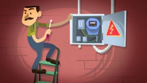 закон о краже электричества